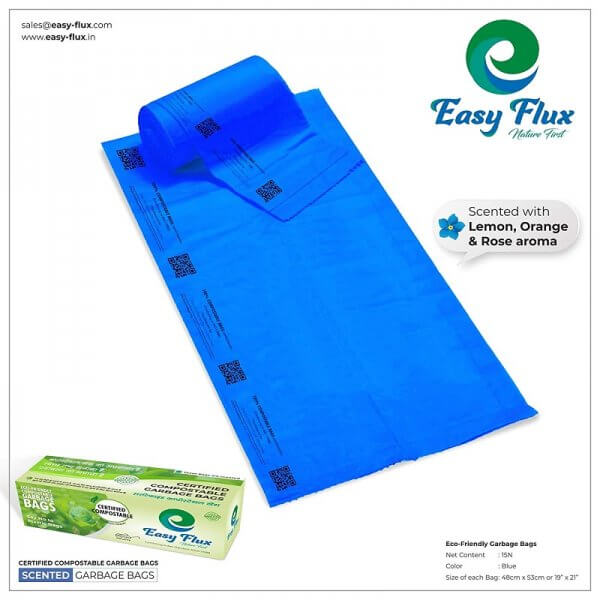 Compostable Scented Garbage Bags