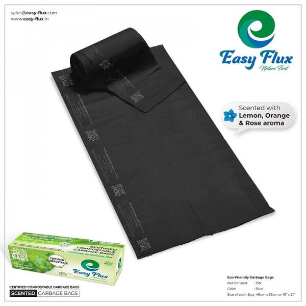 Biodegradable Scented Garbage Bags