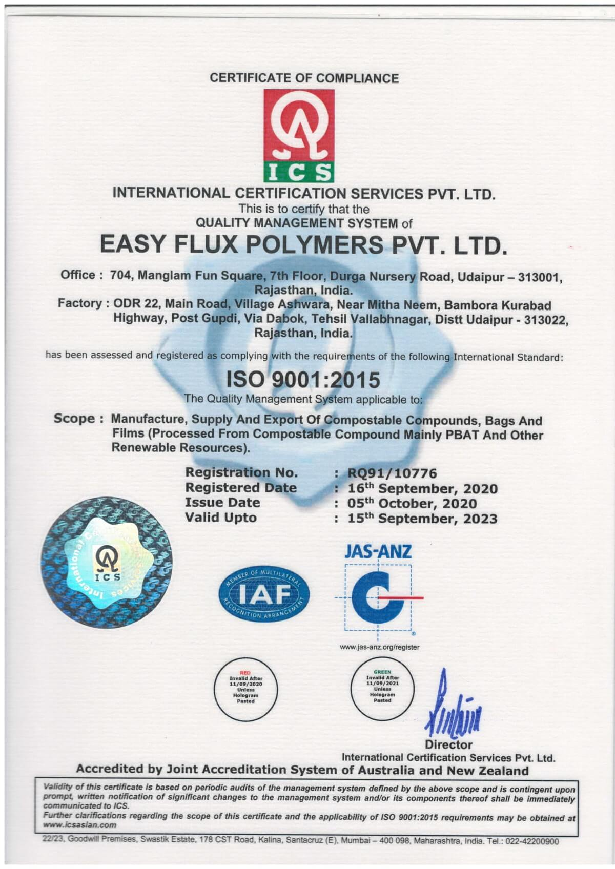 ISO 9001-1